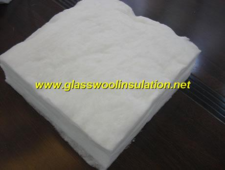 white glass wool